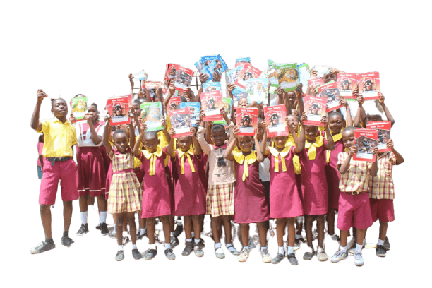 GUTEN MORGEN FOUNDATION Donations schoolbooks